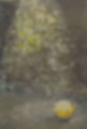 2 Dunkle Welt, 68x100cm, Öl Leinwand