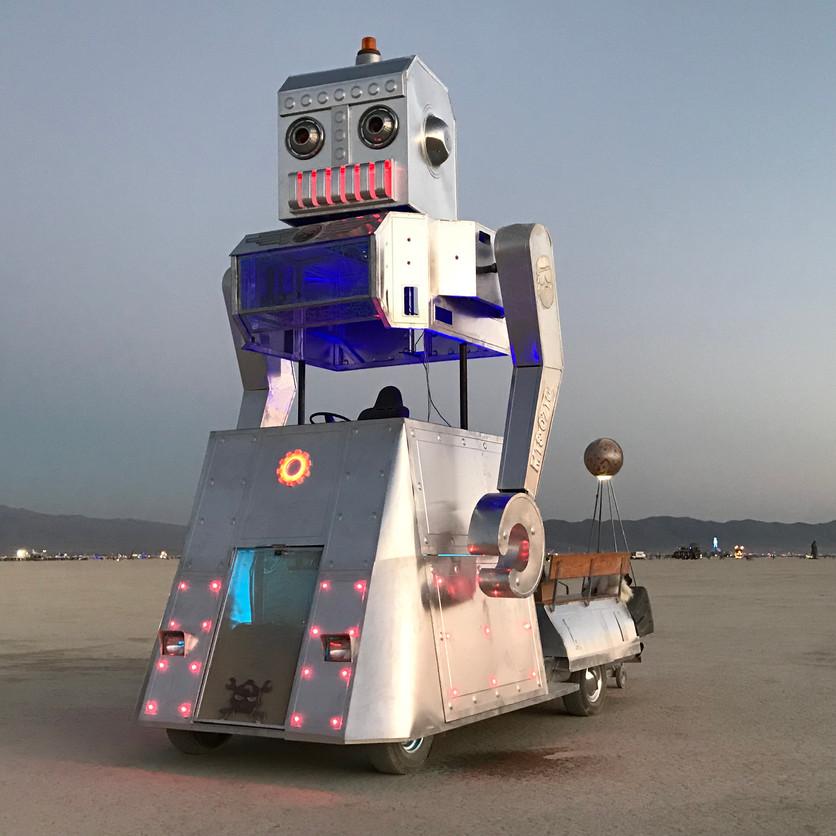 ADD Bot on Playa