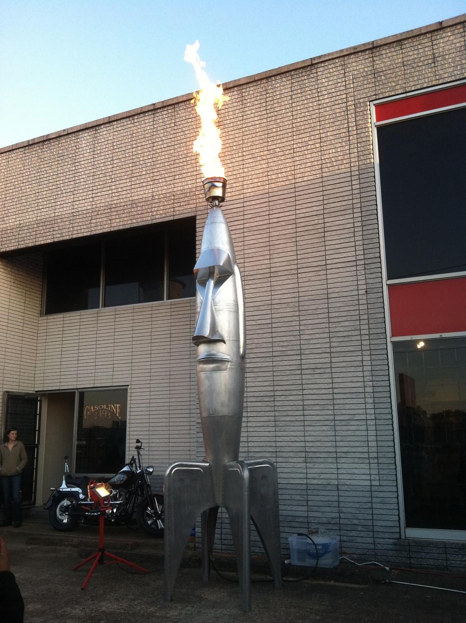 Blowin Fire