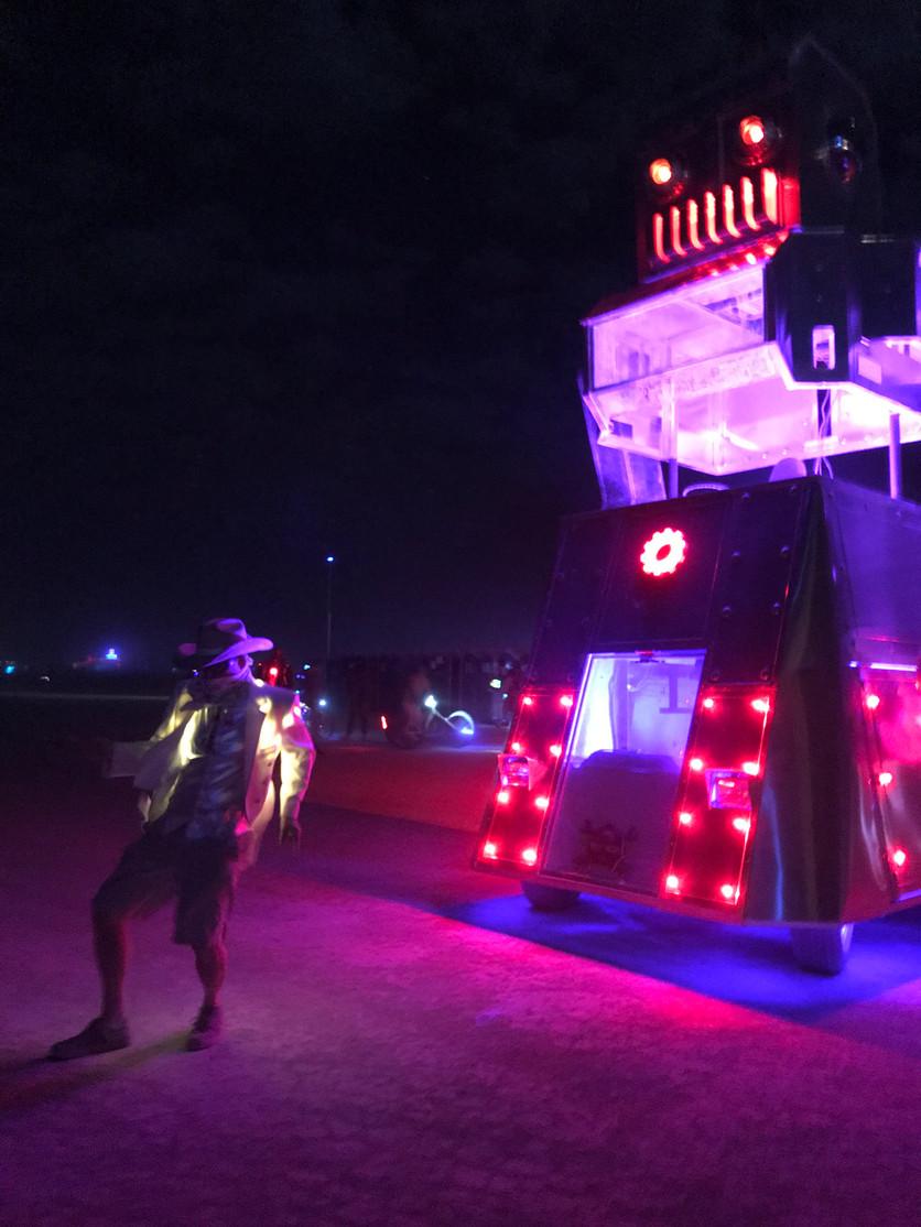 Disco Dance Bot