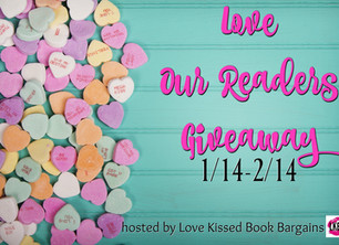 Meet new authors with this epic Giveaway!