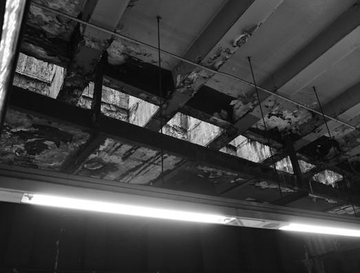 Underground, NY