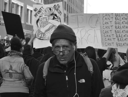 Black Lives Matter Protest, Oakland