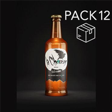 La Tourmente CHOUCAS - Pack de 12 Bières 33cl