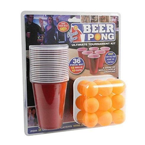Pack Beer Pong