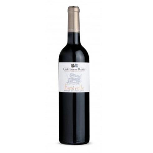 Esterelle rouge - Côtes de Provence - 75cL