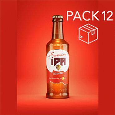 La Tourmente Session I.P.A - Pack de 12 Bières 33cl