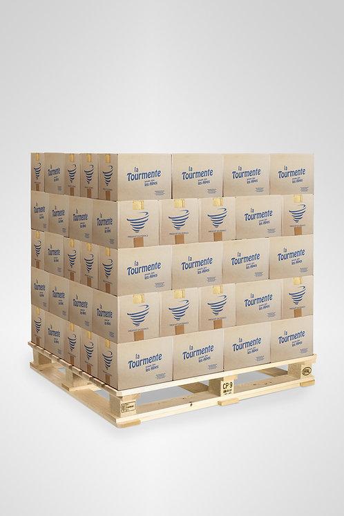 Palette Tourmente (95 cartons X12 btls 33cl)