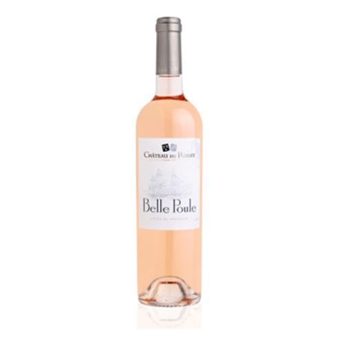 BELLE POULE Rosé - Château du Rouët - 75cL