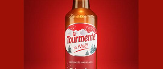 Tourmente de Noël - Pack de 6 Bières - 33cl