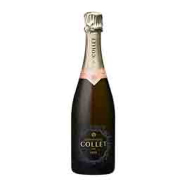 COLLET - Champagne Brut Rosé 75cL