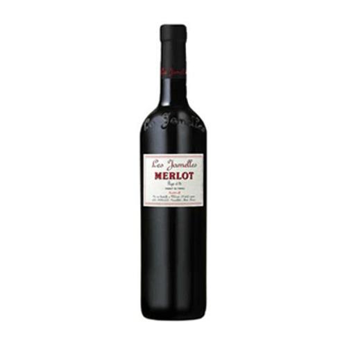 MERLOT - Les Jamelles Rouge - 75cL