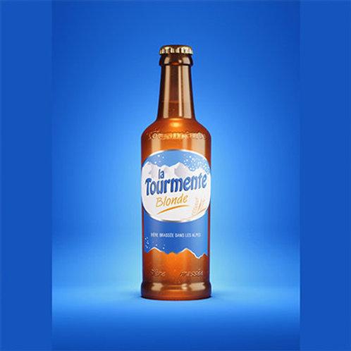 Tourmente Blonde - Pack de 6 Bières - 33cl