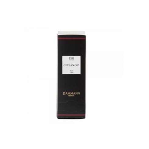 Thé noir - Ceylan - 24 sachets