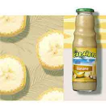 Jus Banane Caraïbos 1L