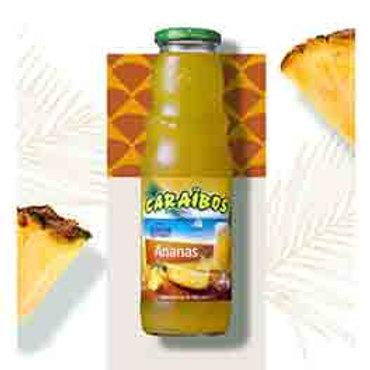 Jus Ananas Caraïbos 1L