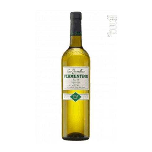 LANGUEDOC - VERMENTINO - LES JAMELLES - 75cl
