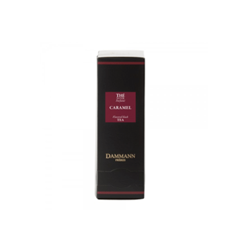 Thé noir - Caramel - 24 sachets