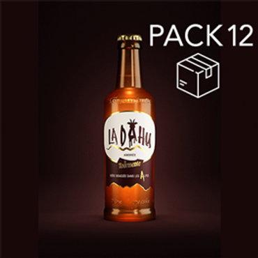 La Tourmente DAHU - Pack de 12 Bières 33cl