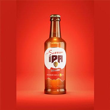 Tourmente Session Ipa - Pack de 6 Bières 33cl