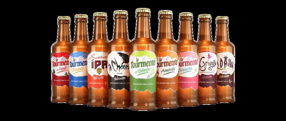La Tourmente - Pack Découverte de 12 Bières 33cl