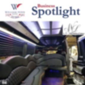 All Nite Limo-InteriorBusinessSpotlight.