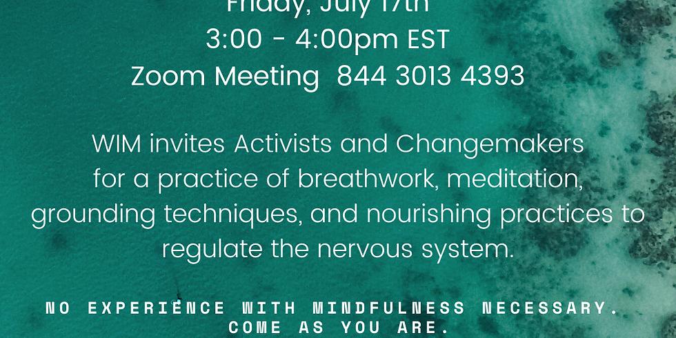 Mindfulness Skills for Survival