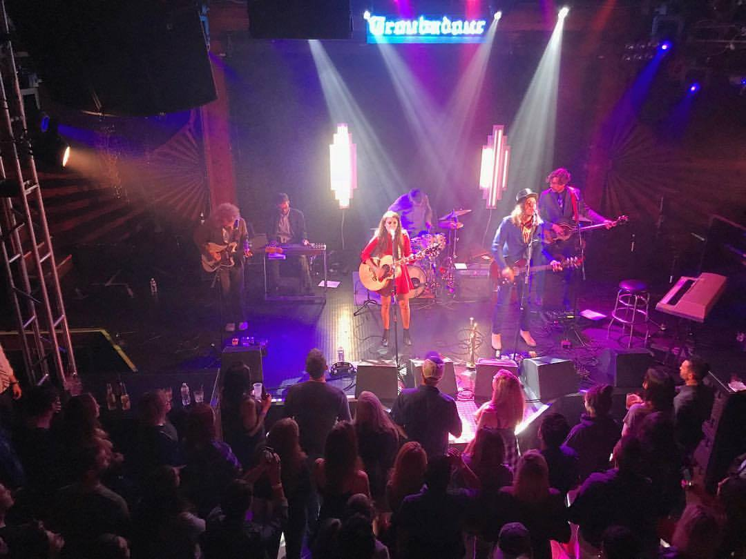 w/ Escondido | Troubadour LA