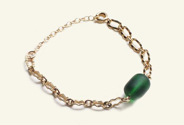 Bracelet LORNA - Vert
