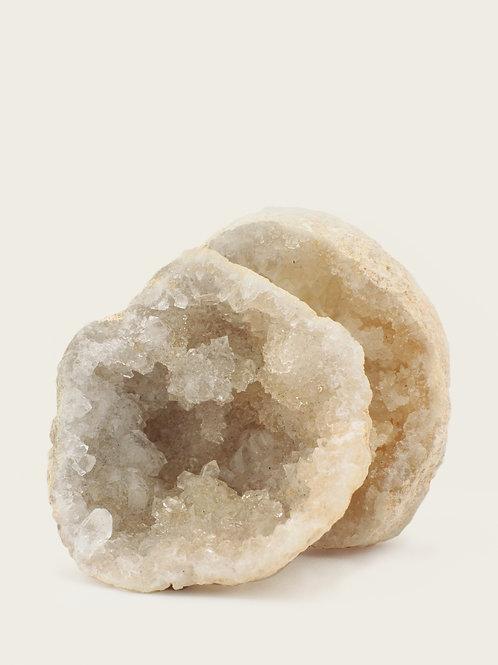 Géode Cristal de Roche