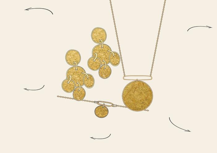 Marque de bijoux Anna Shelley
