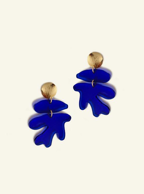 Boucles Carole - Or ou bleu