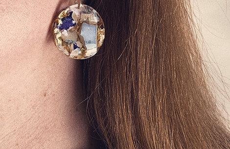 Boucles d'oreilles Anissa - Anna Shelley X Florine est Micheline