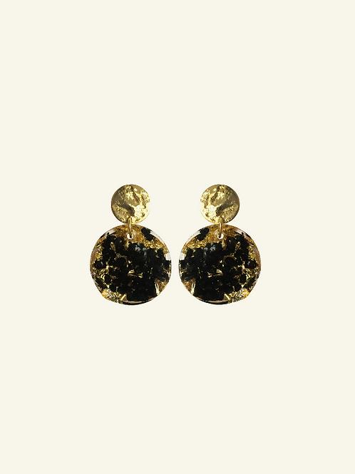 Boucles d'oreilles ANISSA - Tourmalines