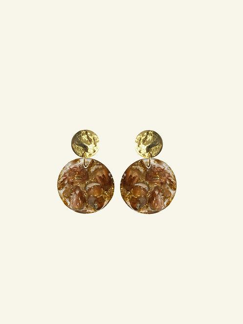 Boucles d'oreilles ANISSA - Aragonites