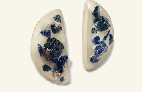 Boucles d'oreilles Luna - Anna Shelley X Florine est Micheline