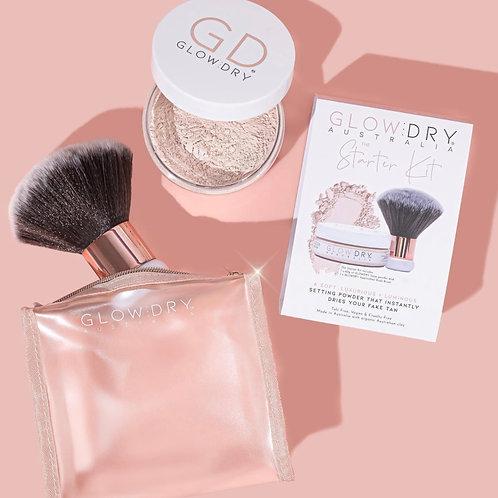 Glow Dry Powder Starter Kit