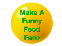 button funny food face.png