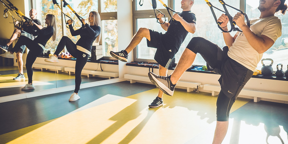 Maraton 3D Kruhový trénink