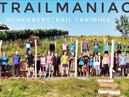 Training Hohenbergtrail