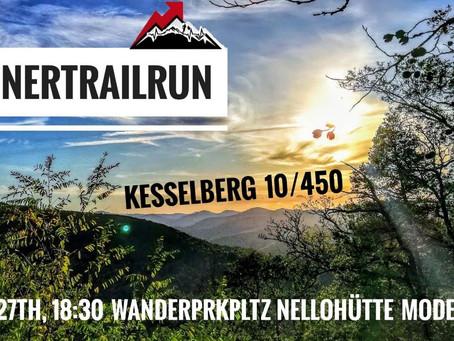 Dienstags-Training Kesselberg 10/450