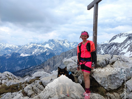 Training im Zugspitzgebiet
