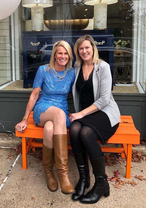 Courtney Chessen & Lori Waller