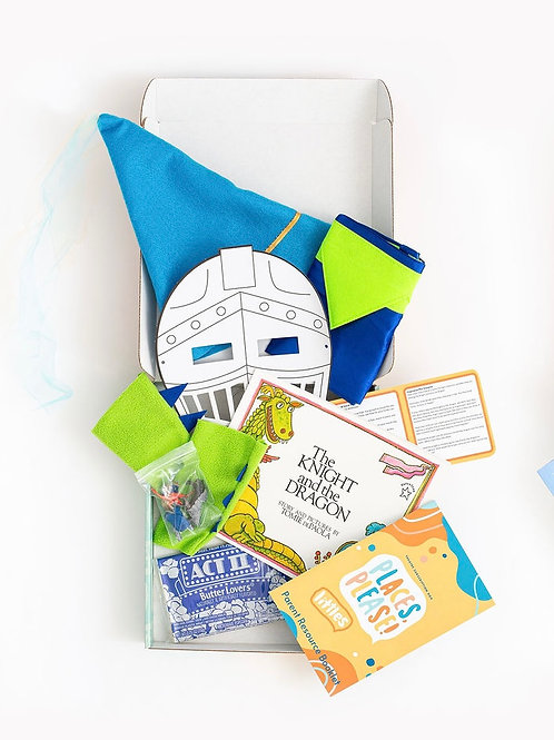 PLACES, PLEASE! Littles Imagination Box- Set of three boxes