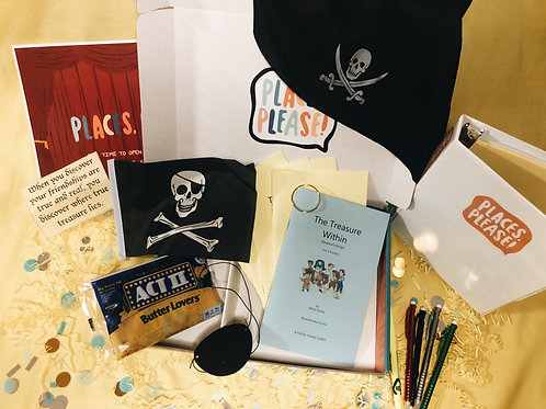 PLACES, PLEASE! Theatre Acting Lessons Box- ages 9-14