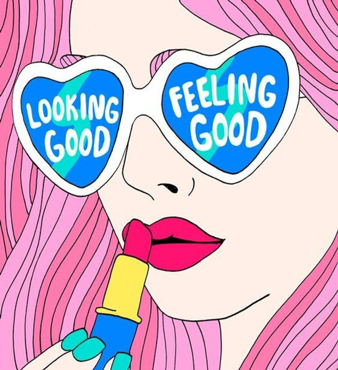 Looking good, feeling good pop art
