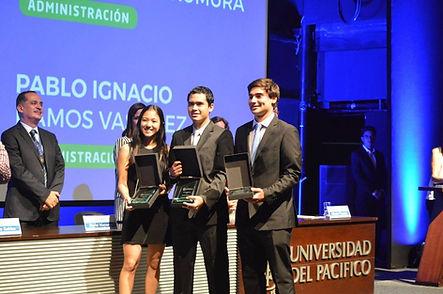 Lista de Honor de la Universidad del Pacífico
