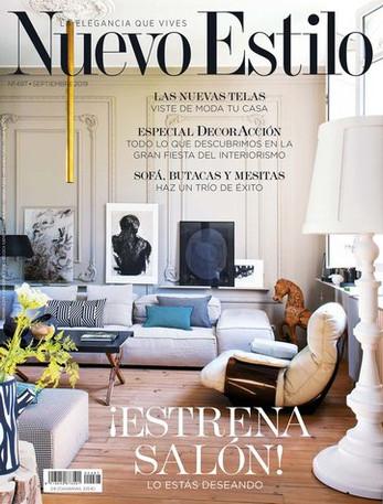 Revista Nuevo Estilo Septiembre 2019