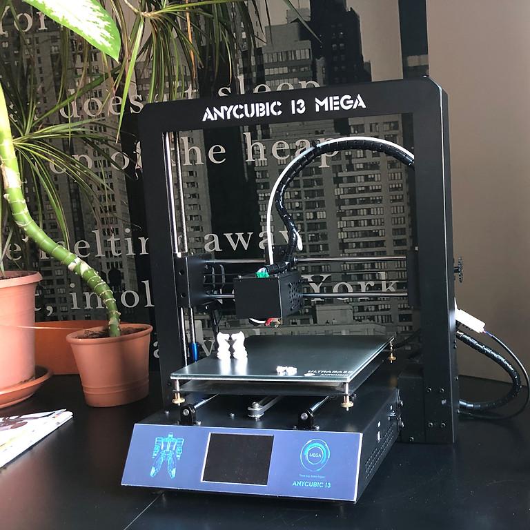 3D printimise töötuba