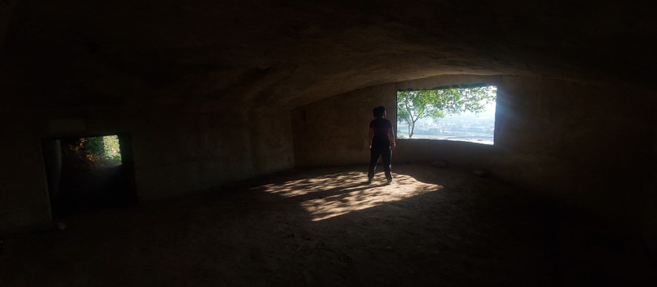 Fengqi Sunset Trail Tunnels and Bunkers: Lost Labyrinth